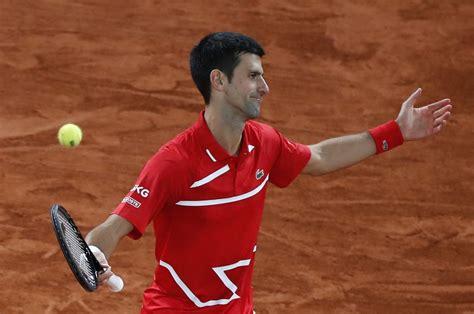 Djokovic admits lamenting US Open, Roland Garros losses ...