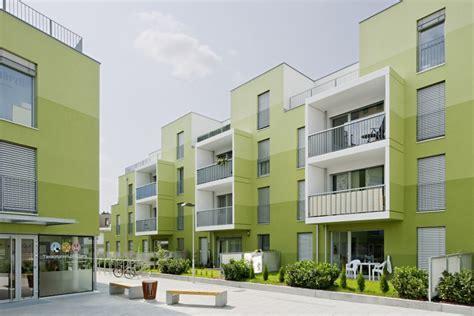 kitchen furniture small spaces erz social housing alleswirdgut architecture lab