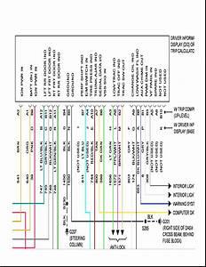 Diagram  2001 Pontiac Sunfire Headlight Wiring Harness