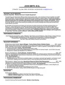 resume format for sales manager regional sales manager resume template premium resume sles exle