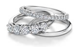 Wedding Band Engagement Rings for Women