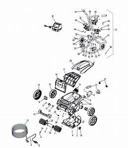 Polaris 9300 Sport Robotic Pool Cleaner Spare Parts