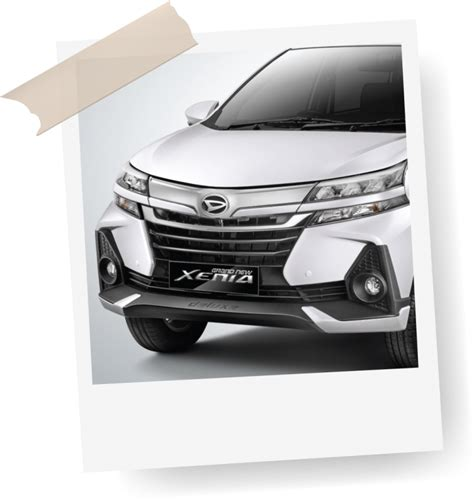 Daihatsu Grand Xenia Picture by Daihatsu Jakarta Official Official Website Marketing