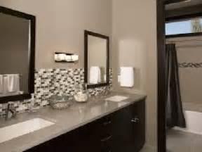 bathroom backsplash designs lovely bathroom backsplash ideas