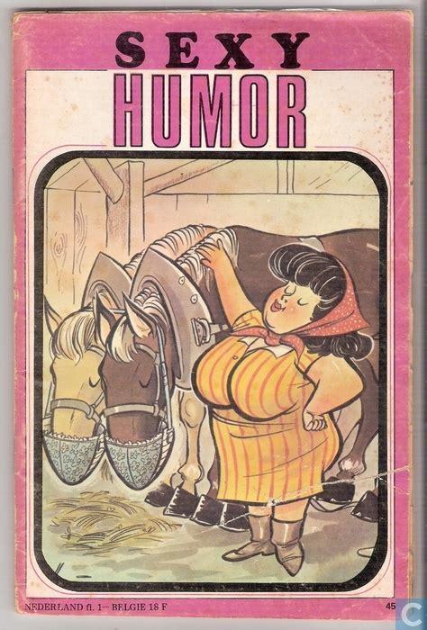 Sexy Humor Tijdschrift 001 210 Ic
