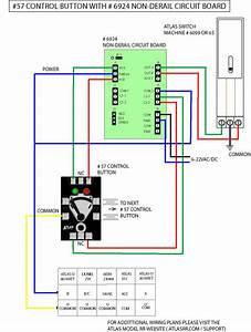 Wiring An Atlas 6924 N   57 Switch Control