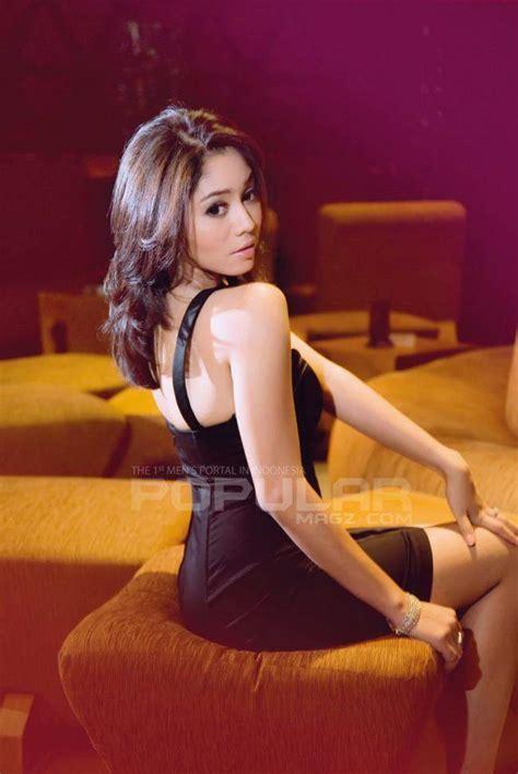 Saphira Indah Model Popular Magazine ~ Foto Artis Cewek