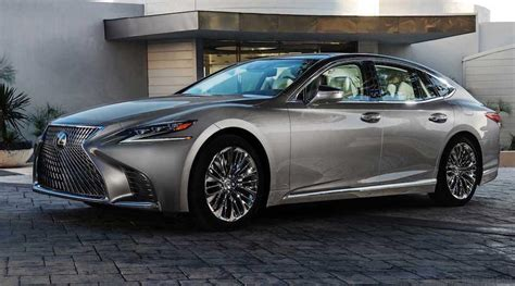Lexus Launches Allnew 'ls' Super Luxury Sedan Drive