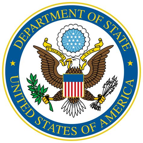 u bureau file seal of the united states department of state svg