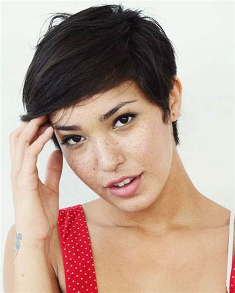 Asian Pixie Hairstyles by Pixie Haircuts For Asian 18 Best Hairstyle