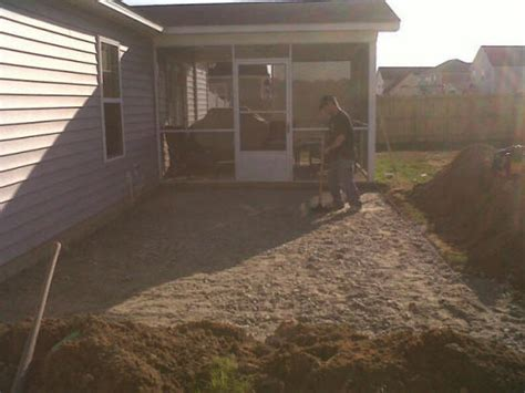 cost to install build covered patio builders covered