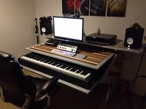 Personnalis Montage Desk Studio Fait Main A V