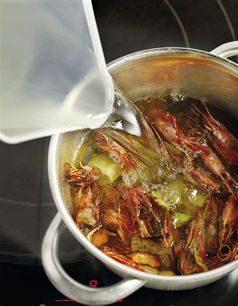cuisine recette poisson fumet de poisson concentré pour 6 personnes recettes