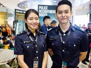 CHIO WATCH: Super Swee Police Force Babes that would make ...