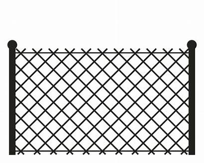Fence Icon Chain Link Chainlink Fencing