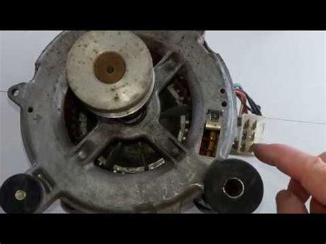 motors de como probar motor de lavadora