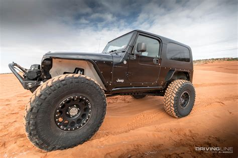 hellcat challenger the ls lj erik miller 39 s 2005 jeep wrangler unlimited