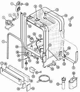 Dishwasher Wiring Diagram