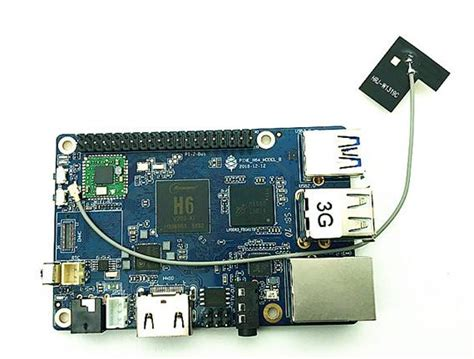 Pine H64 Model B Sbc Launched With Raspberry Pi Form Factor