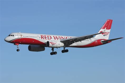 red wings airlines flug  wikipedia