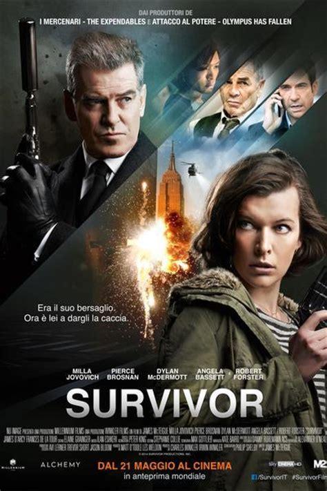 Survivor Movie Review & Film Summary (2015)  Roger Ebert