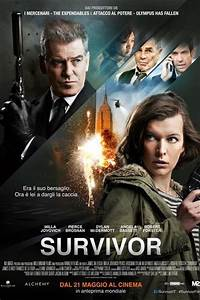 Survivor Movie Review & Film Summary (2015) | Roger Ebert