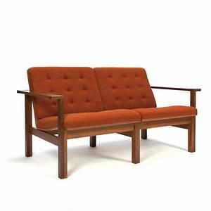Sofa Dänisches Design : vintage danish design two seater sofa moduline retro ~ Watch28wear.com Haus und Dekorationen