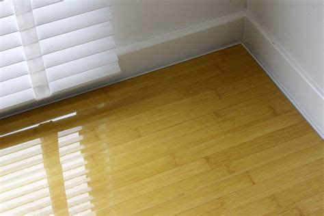High Gloss Bamboo   Floorless Floors