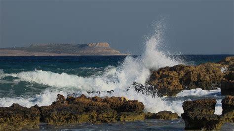 Free Images : beach, sea, nature, rock, ocean, horizon ...