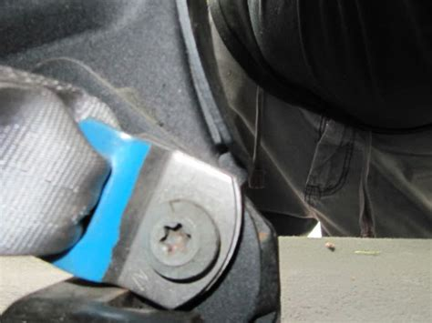 torx bolt size   seat removal ford truck