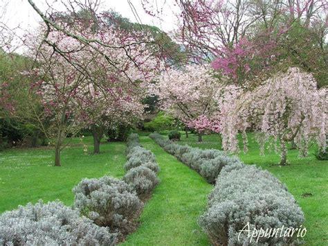 Appuntario Il Giardino Di Ninfa, Monumento Naturale Italiano