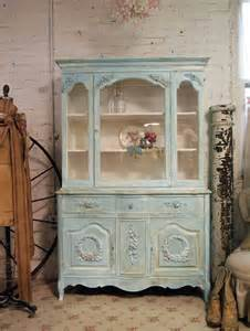 Distressed Bathroom Vanity Canada by Painted Cottage Shabby Aqua Chic China Cabinet Cc262
