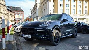 2017 Porsche Cayenne Turbo S : porsche 958 cayenne turbo s mkii 18 may 2017 autogespot ~ Maxctalentgroup.com Avis de Voitures