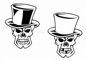 Skull Tattoo Stock Vector  Illustration Of Fantasy  Human