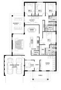 four bedroom house 4 bedroom house plans home designs celebration homes