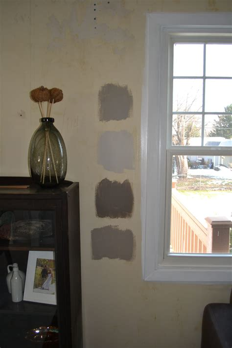 painting an open concept house sherwin williams pavestone