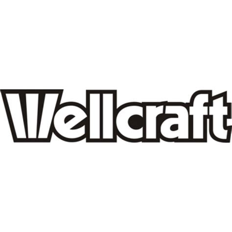 Wellcraft Boats Logo by Wellcraft Boat Decal Logo