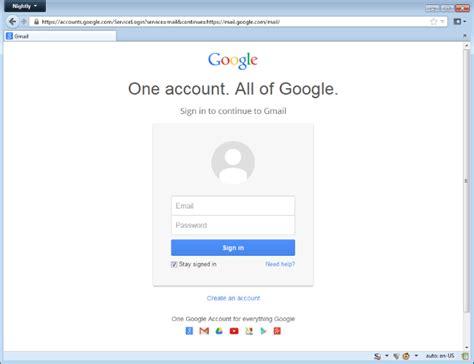 <b>Gmail</b> Log<b>in</b> Page...