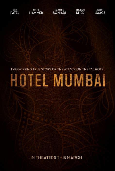 hotel mumbai trailer story