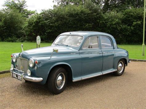 P4 For Sale by 1957 Rover 90 P4 For Sale Classic Cars For Sale Uk