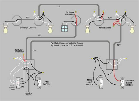 Electrical How Wire Multiple Switches For
