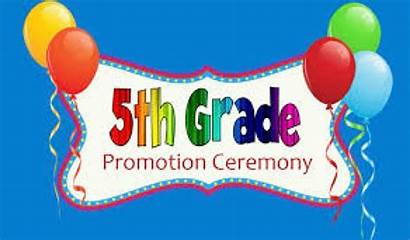 5th Grade Promotion Fifth 12th Banner June
