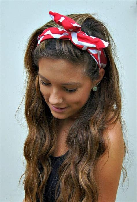 bandana hairstyles top  simple ways tutorials top