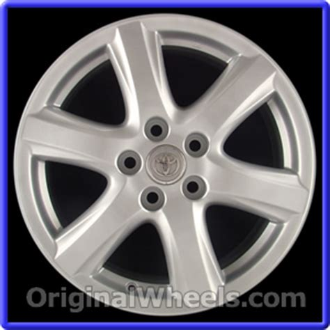 toyota camry rims  toyota camry wheels