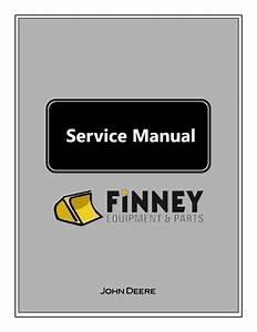 John Deere 310d 300d 315d Backhoe Service Repair Manual Jd