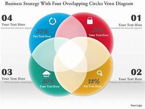 85114343 Style Cluster Venn 4 Piece Powerpoint