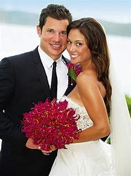 Nick Lachey and Vanessa Wedding