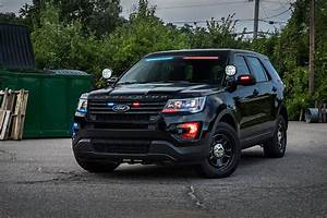 Spoiler Alert  Ford Police Interceptor Utility Gets