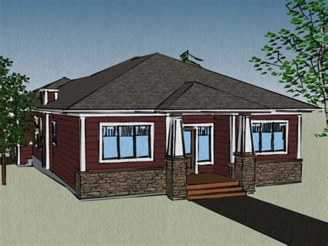 bungalow garage plans house plans with attached garage small guest house floor