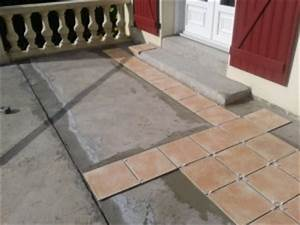 terrasse carrelage joint dilatation nos conseils With faire un joint de dilatation terrasse